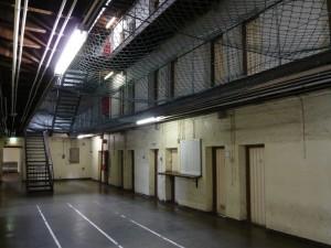 Les cellules de la prison