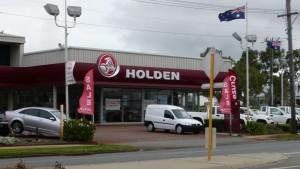 Holden : la marque locale