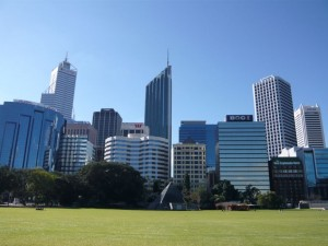 Perth : Business Center